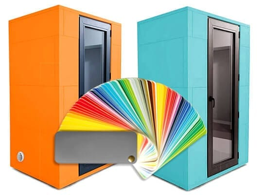 Studiobricks-Farben